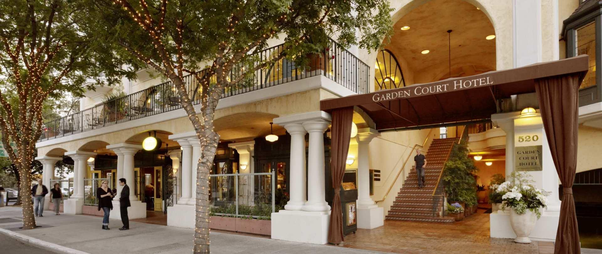 Garden Court Hotel Silicon Valley Ca Luxury Meetings