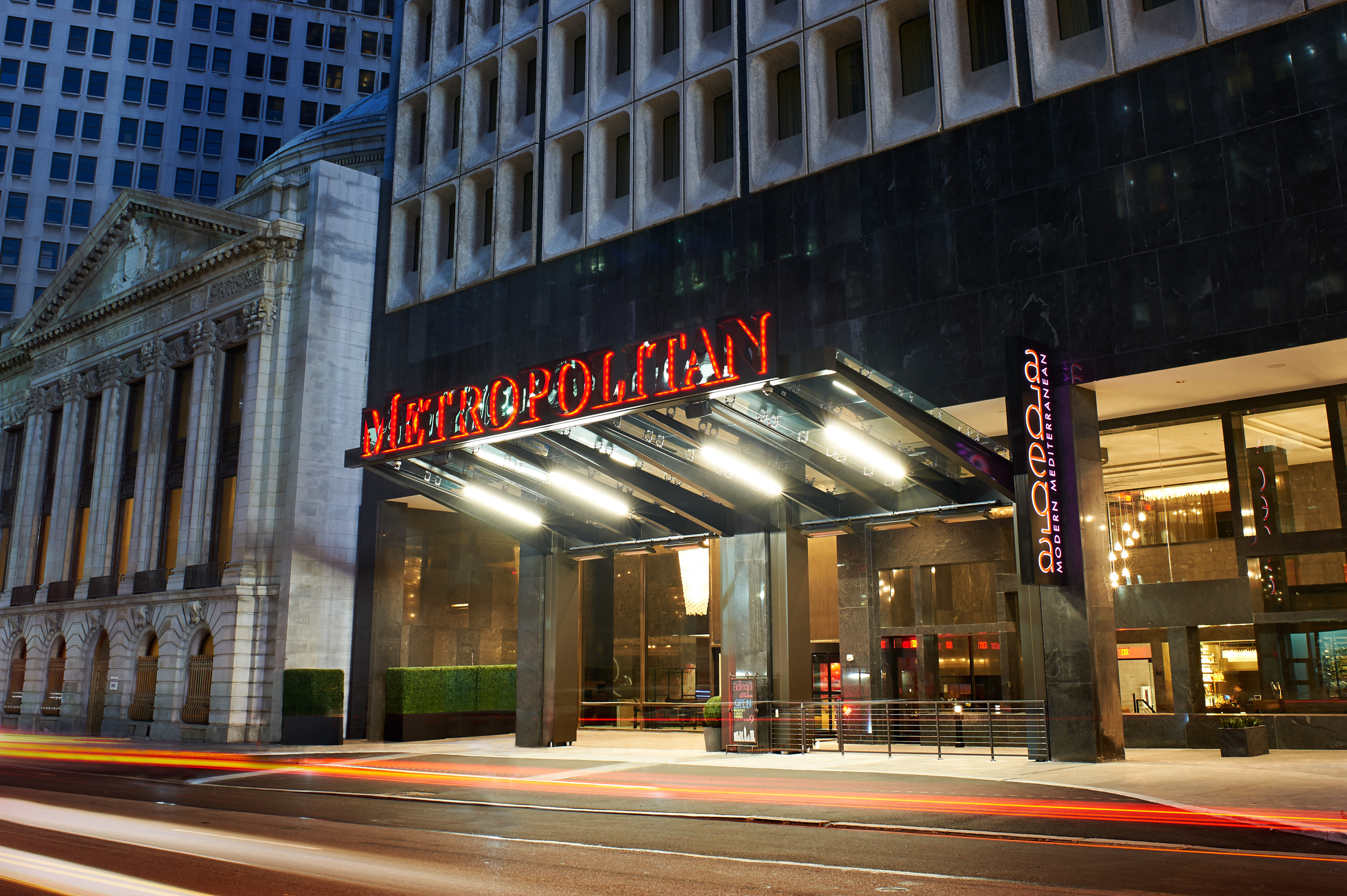 Metropolitan At The 9 - Cleveland, OH - Luxury Meetings
