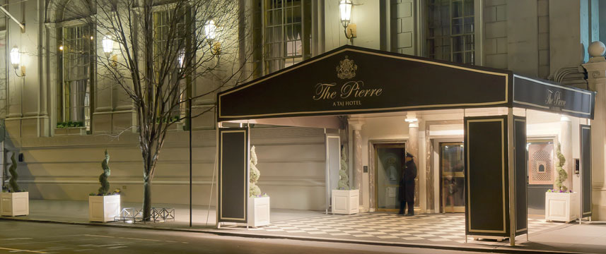 The Pierre A Taj Hotel New York Ny